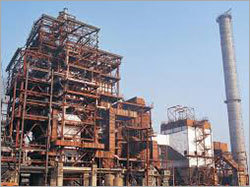 Boiler Structure Fabrication