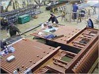 Boiler Furnace Panels