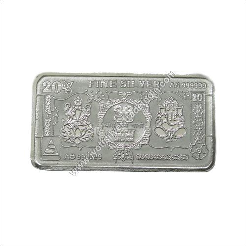 Religious Silver Bars