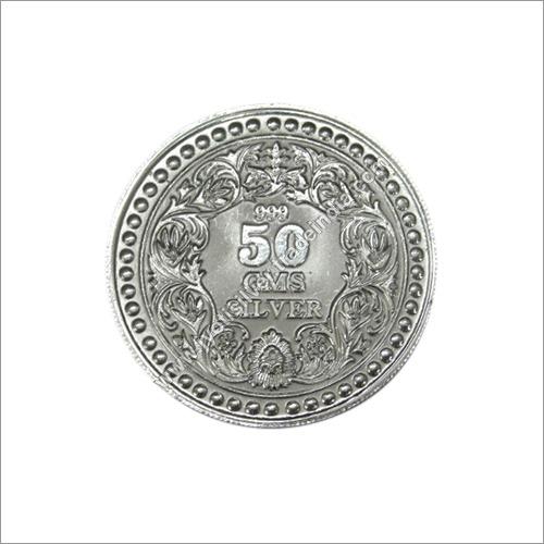 Silver Coins 50 gm