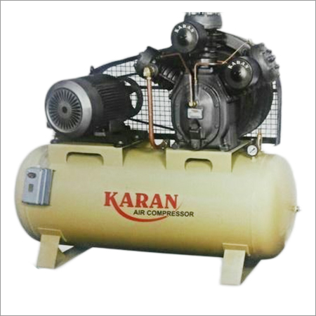 Heavy Duty Industrial Compressors