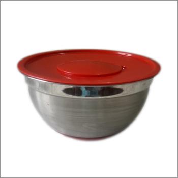 Red Grater German Bowl
