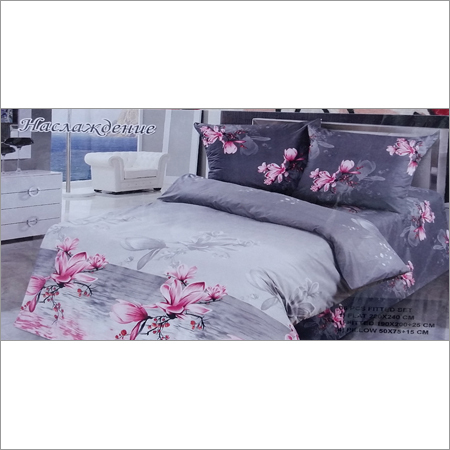 6 Pcs Fitted Bed Set