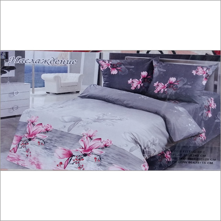 4 Pcs Fitted Bed Set