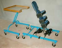 STANDING POSITIONER With Activity Tray, Child (3-i
