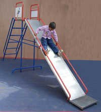 SLIDE-N-CLIMB, CHILD (Metal)
