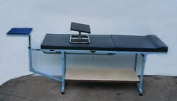 TRACTION TABLE (Fixed Height):
