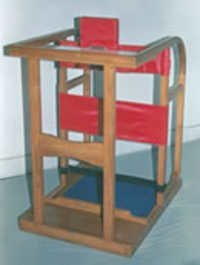 STAND-IN-FRAME, Adult (Wooden)