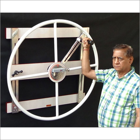 SHOULDER WHEEL (With 360 deg. Scale)