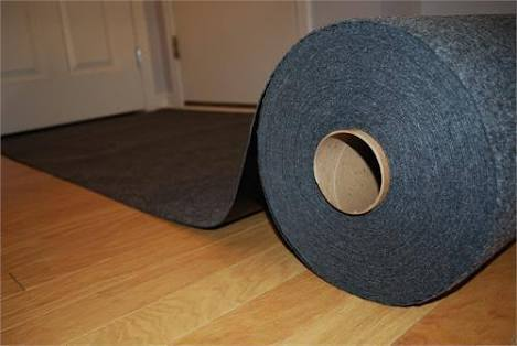 Foam Guard Floor Protector