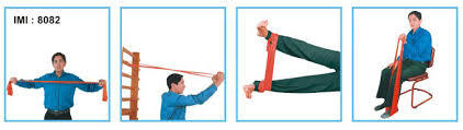 STRETCH-IT, Resistive Exercise Bands Set