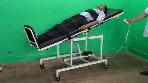 TILT TABLE, Adult (Electric Operated)