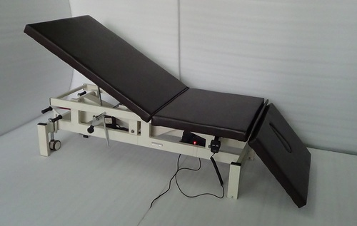 HIGH-LOW TREATMENT TABLE (Electrical With Retracta