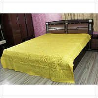 Cut Work Bedsheet