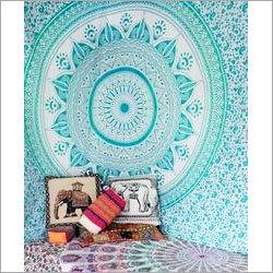 Designer Mandala Tapestry