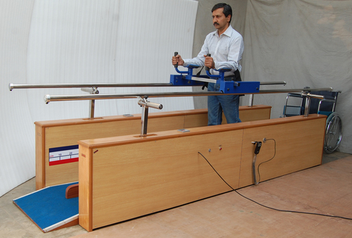 PARALLEL WALKING BAR DELUXE (Electrical)
