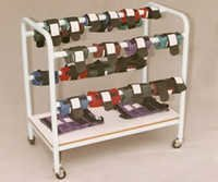 Imico Weight Cuff Set (Double Set With Storage Rac