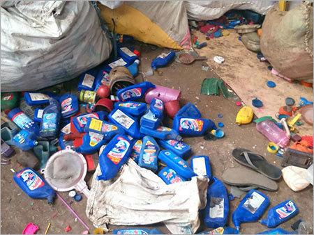 Plastic Bottles Scrap