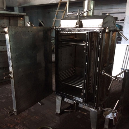Spray Dyeing Machine