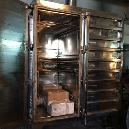 Automatic Spray Hank Dyeing Machine