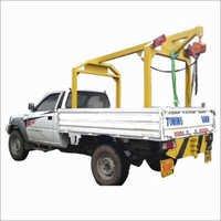 Towing Van