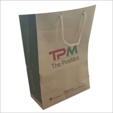 Indian Craft Paper Bags