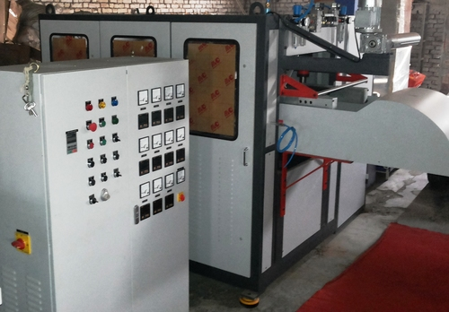 HIGH QUALITY DISPOSABLE GLASS MANUFACTURES MACHINE
