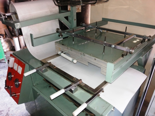 BEST OUR NEW DISPOSAL GLASS MAKING MACHINE