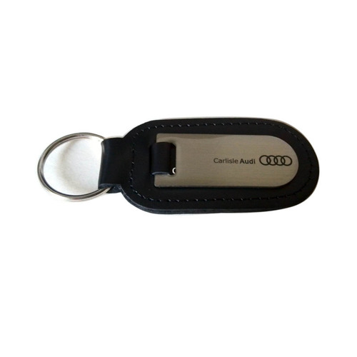 Leather Key Chain