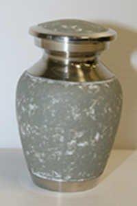 Brass Keepsake Urn