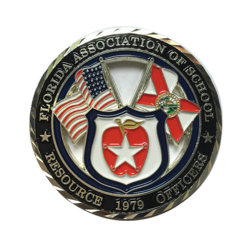 Custom School Coin