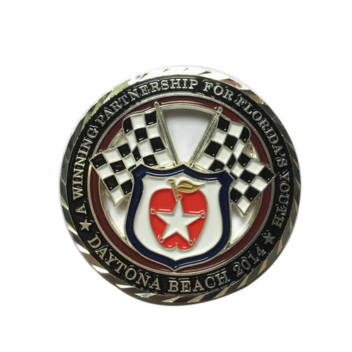 Personalized School Coin