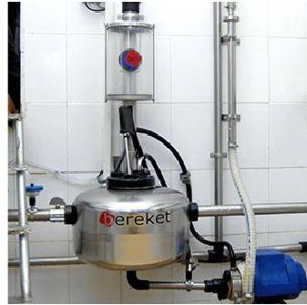 Milk Receiver Unit Model UTV