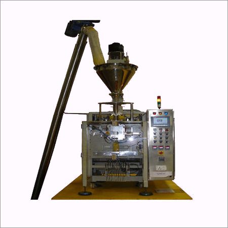 All Herbal Products Auger Filler Machine