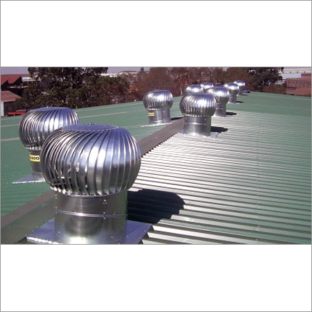 Turbo Roof Ventilating Systems