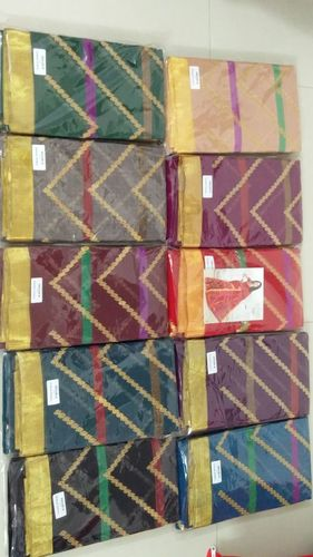 AURA CHAHAT EMBRO Cotton Sarees