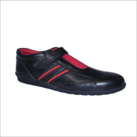 Leather Ladies Safety Shoes