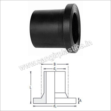 HDPE Stub End- Long Neck