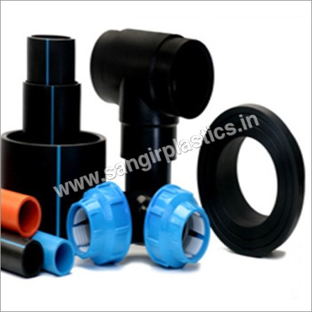 HDPE Pipes IS4984 PE80 and IS14333 PE100 Grade