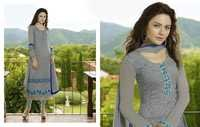 SHAHZADI Georgette Embroidery Suits