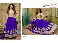 WELCOME NX Georgette Embroidery Suits