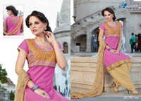 PALAK Cotton Embroidery Suits