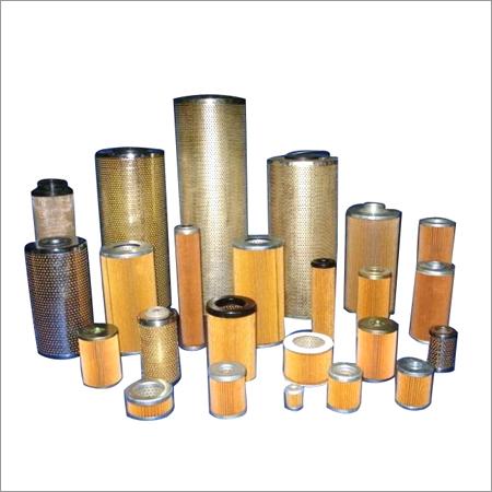 Filter Element Paper Media