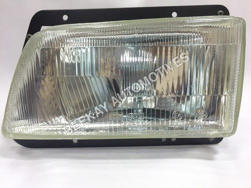 HEAD LIGHT ASSY EICHER STAR LINE