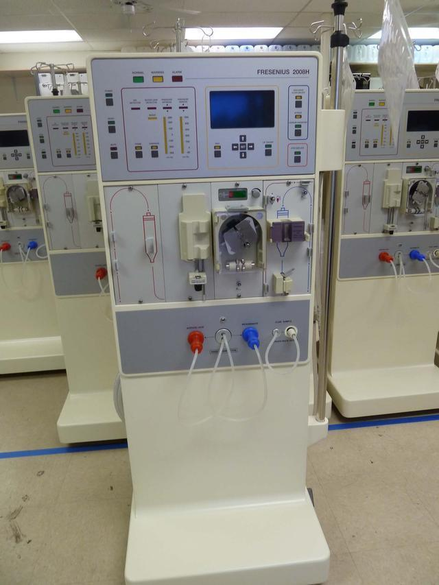 Refurb Fresenius 4008H Dialysis Machine