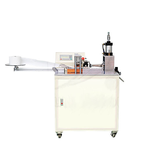 Ultrasonic Trademark Cutting Machine