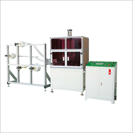 Automatic Cotton Filter Punching Machine