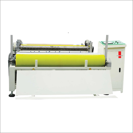 Ultrasonic Clean Cloth Slitting Machine