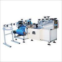 Automatic Plastic Shoe Cover Machine