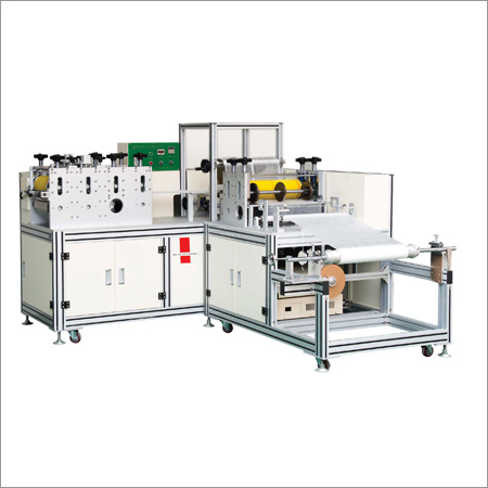 Automatic Non Woven Shoe Cover Machine